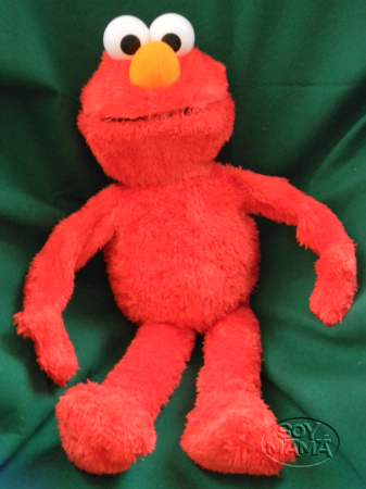 elmo grandes abrazos review
