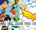 DC Super Hero Girls, llegan para conquistarte