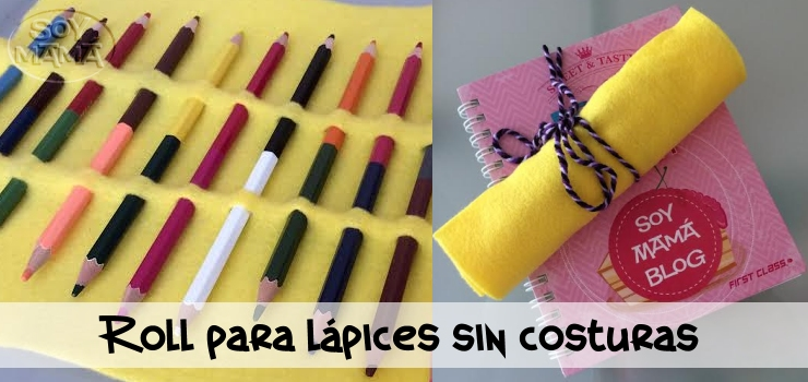 Roll para lapices sin costuras