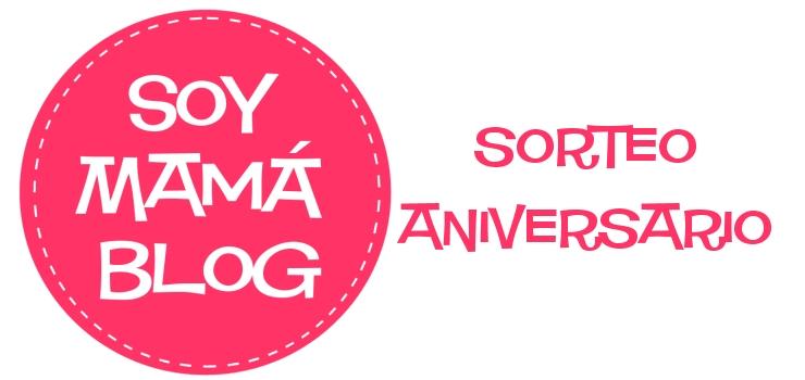 sorteo aniversario soy mama blog